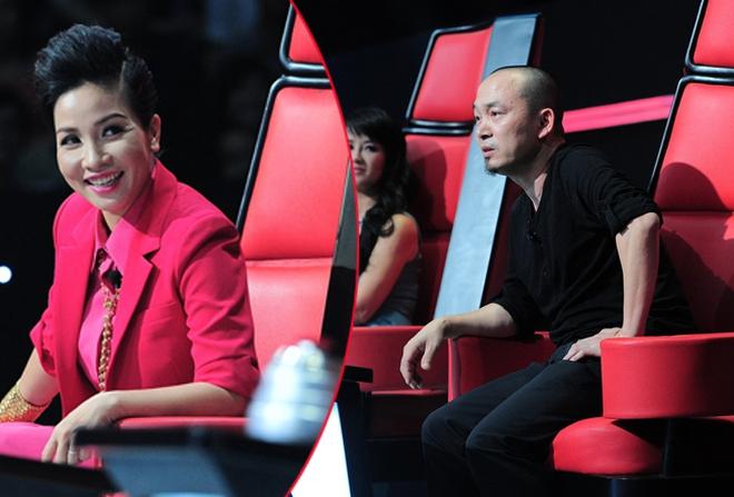 The Voice dàn dựng màn kịch 'cứu -loại' Hà Linh?