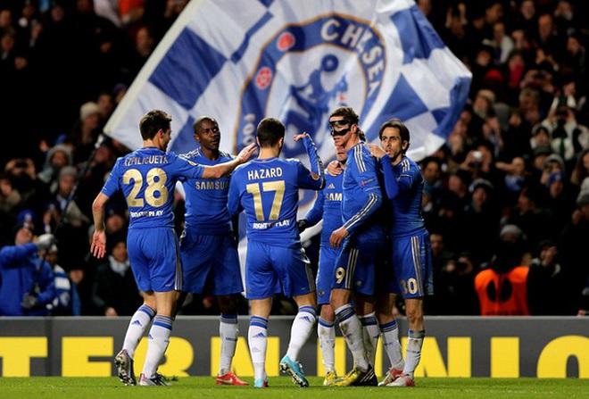 Góc thống kê: Chelsea vs Basel