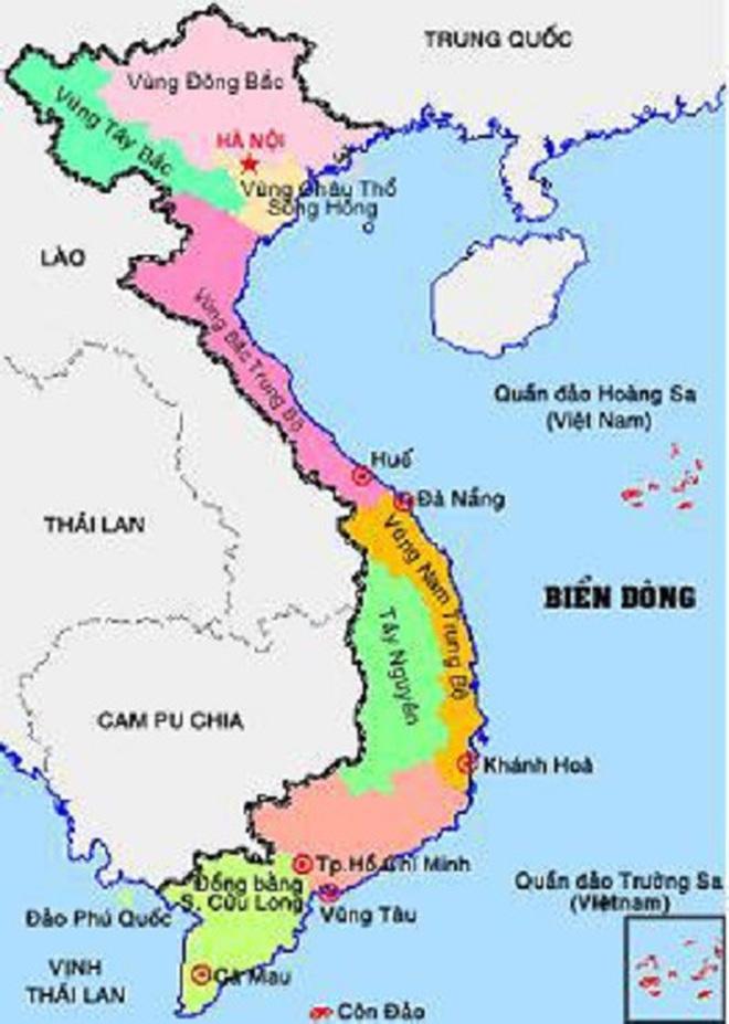 Biển Đông rất quan trọng trong sự nghiệp bảo vệ Tổ quốc Việt Nam