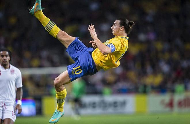 Ibrahimovic: Từ đứa trẻ trộm cắp đến cầu thủ đắt giá nhất TG