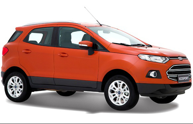 Ford EcoSport sắp tới Việt Nam