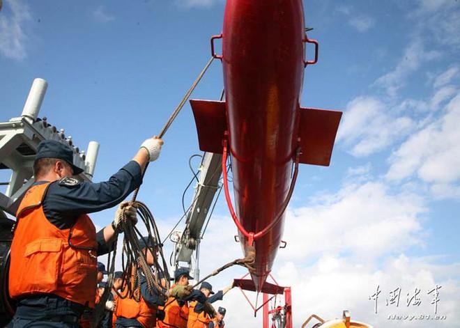 Khả năng tác chiến chống thủy lôi của TQ khiến Mỹ bất ngờ