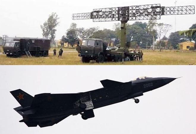 Việt Nam có khắc tinh máy bay tàng hình J-20 Trung Quốc