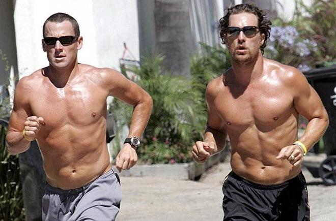 Sao nam Hollywood bênh vực Lance Armstrong