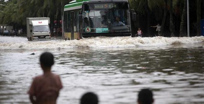 Trung Quốc: Cứu trợ lũ lụt không hiệu quả, dân biểu tình