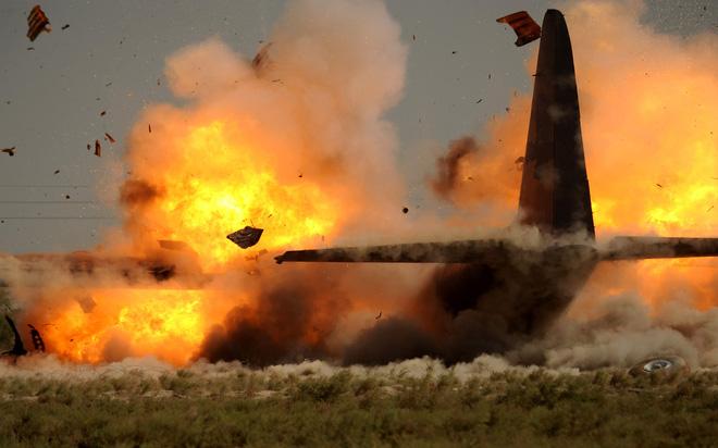 Những tai nạn quân sự khủng khiếp trong Thế kỷ XX
