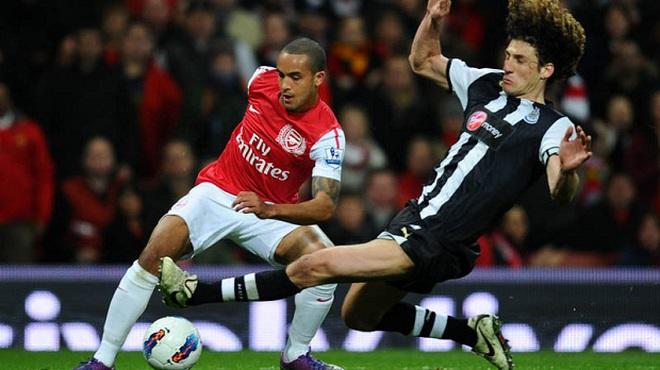 Góc thống kê: Newcastle vs Arsenal