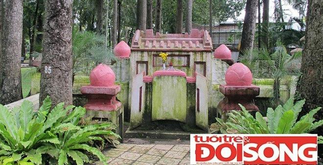"""Bí mật ngôi mộ cổ ở công viên là """"địa điểm ám ảnh nhất thế giới"""""""