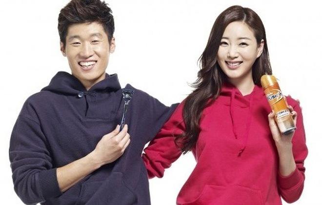 Rộ tin Park Ji Sung kết hôn với cựu Hoa hậu Hàn Quốc
