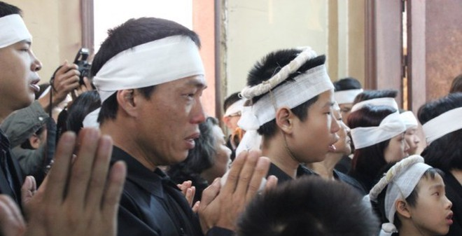 """Tâm sự """"gan ruột"""" của mẹ đẻ và chồng chị Lê Thị Thanh Huyền"""