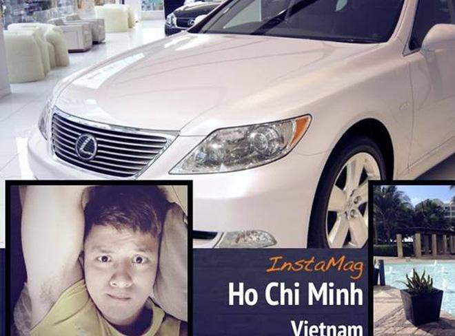 Cao Thái Sơn choáng vì được người lạ tặng xe sang vài tỷ