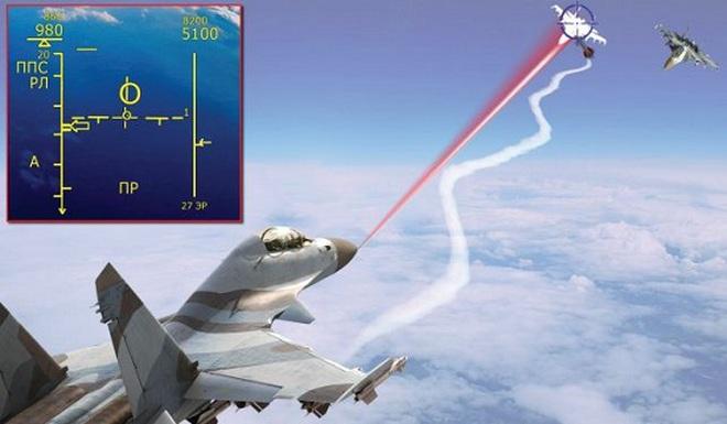 Su-30 Việt Nam có thể trang bị 'lá chắn' tên lửa
