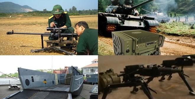 10 thành tựu nổi bật của quốc phòng Việt Nam năm 2013 (I)