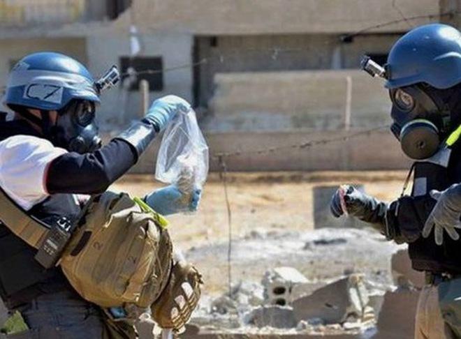 Tấn công bằng vũ khí hóa học tái diễn tại Syria