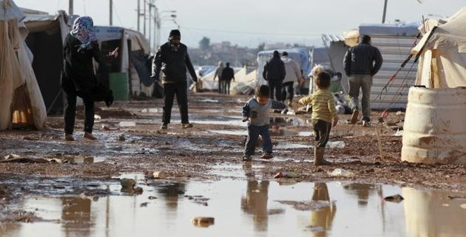 Tiền ủng hộ người tị nạn Syria đang... 'vỗ béo' khủng bố