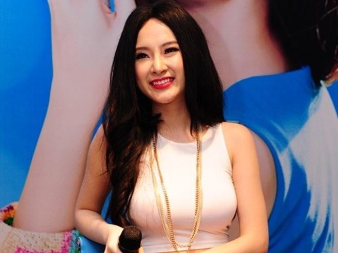 Đêm tân hôn 'nhớ đời' của Chí Trung, Angela Phương Trinh lại khoe ngực