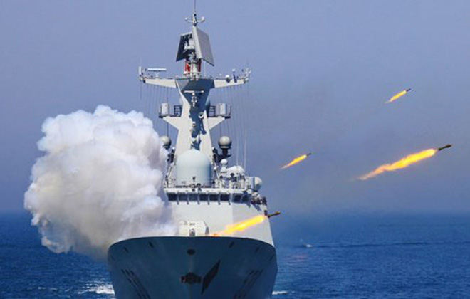 Mỹ không còn khả năng kiềm chế Trung Quốc ở Chuỗi đảo thứ nhất?