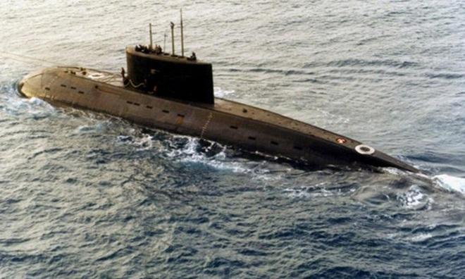 Điểm yếu chết người của tàu ngầm Kilo 636