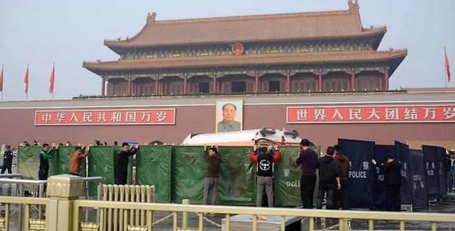 Hoàn Cầu chỉ trích Mỹ về vụ tấn công ở Thiên An Môn