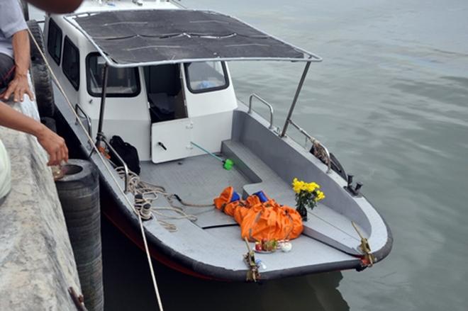 Đã tìm thấy thi thể bốn nạn nhân trong vụ chìm tàu ở TP.HCM