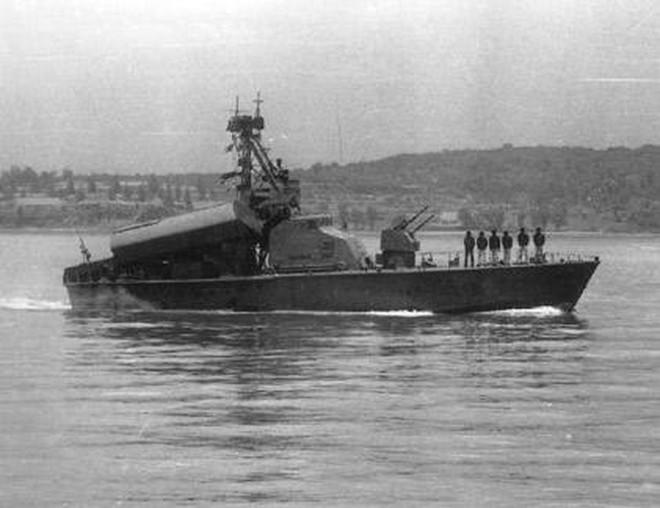 Điều ít biết tàu tên lửa Việt Nam trong xuân 1975