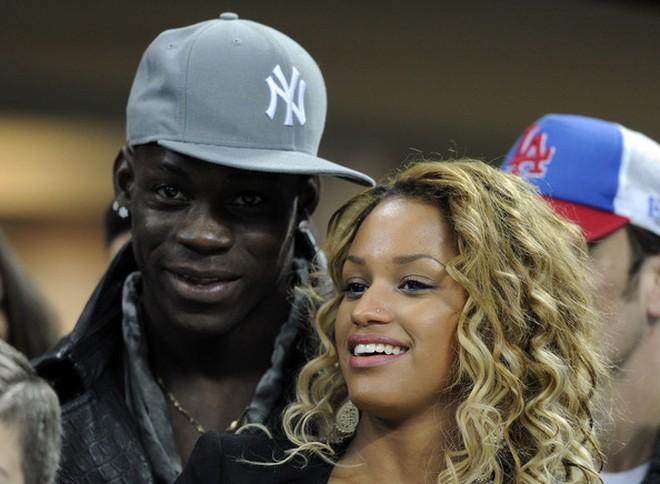Tiết lộ lý do Balotelli chia tay người tình Fanny