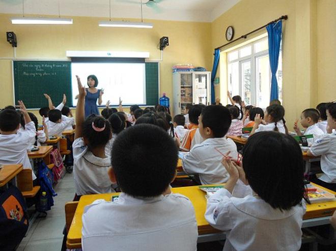 Nghiêm cấm giáo viên chê học sinh lớp 1