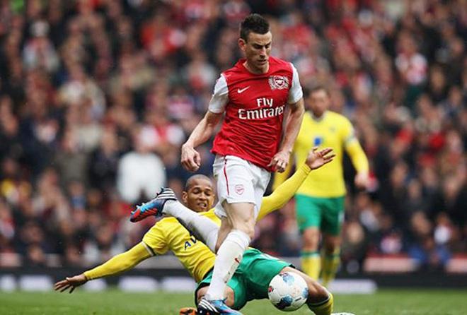 KẾT THÚC Arsenal 3-1 Norwich: Arsenal đã chơi tuyệt hay cuối trận