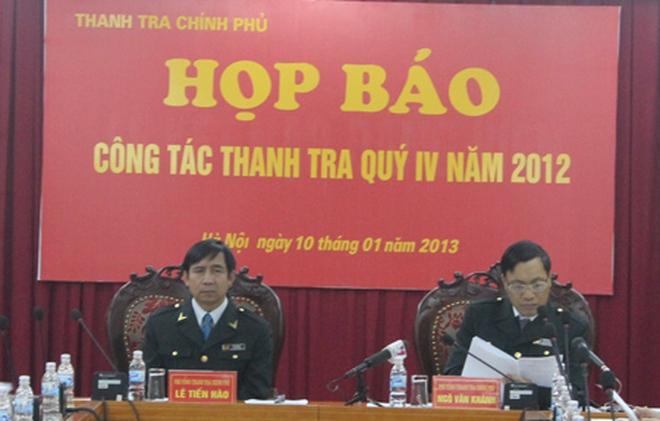 """Những sai phạm bị """"phanh phui"""" của Ngân hàng Phát triển Việt Nam"""