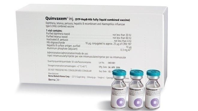 Việt Nam sử dụng nhiều loại vắc xin quá cũ