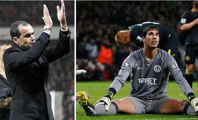 Arsenal (4-1) Wigan: Tiễn biệt nhà Vua