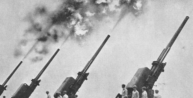 """Mạng lưới phòng không """"khủng"""" của Mỹ trong Thế chiến 2 (P3)"""