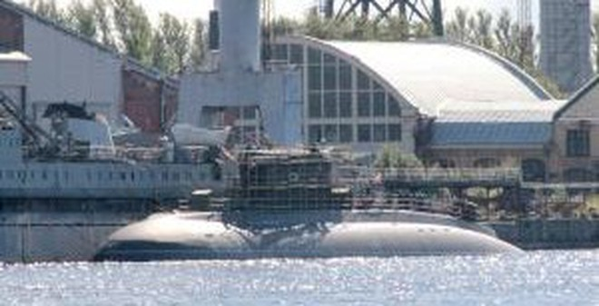 Nhà máy đóng tàu ngầm Kilo muốn mở văn phòng tại Việt Nam