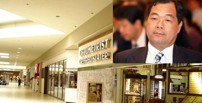 Chiêm ngưỡng trung tâm thương mại 116 triệu USD của ông Trầm Bê