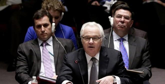Đại sứ Nga tại LHQ: Băng giá Nga - Phương Tây sẽ sớm tan