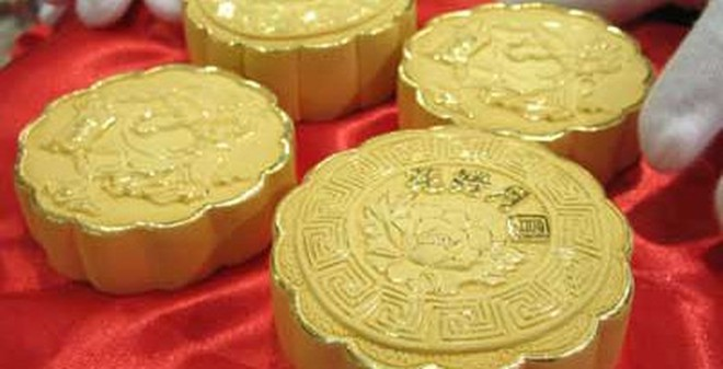 Đại gia Việt ăn vàng để... sống lâu như thế nào?