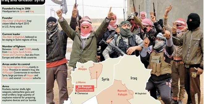 Mỹ dọn đường cho cuộc tấn công phiến quân tại Syria