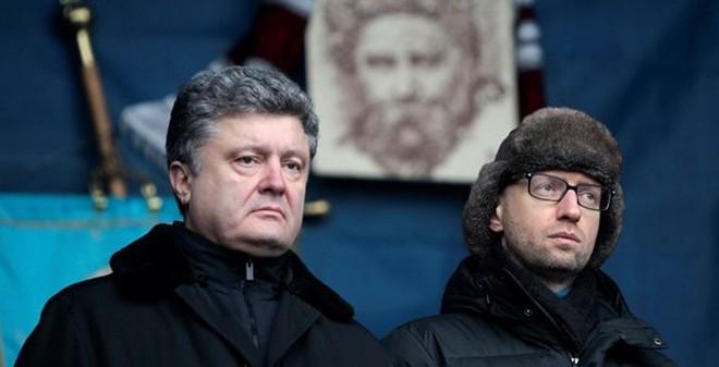 Tổng thống và Thủ tướng Ukraine bất đồng sâu sắc