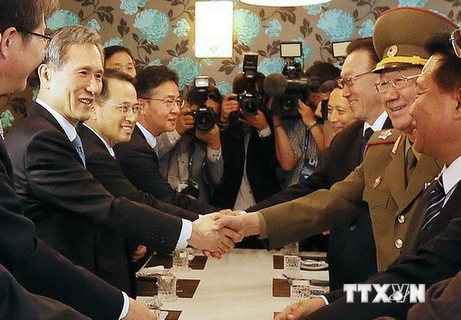 Đàm phán quân sự liên Triều không đạt được thỏa thuận nào