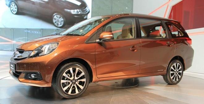 Honda ra mắt xe hơi giá rẻ ngang xe máy SH