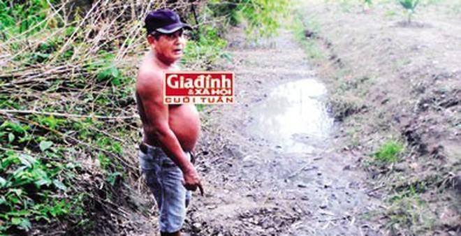 Lão nông khốn khổ vì có đất bị đồn chôn giấu… 1.000 tấn vàng