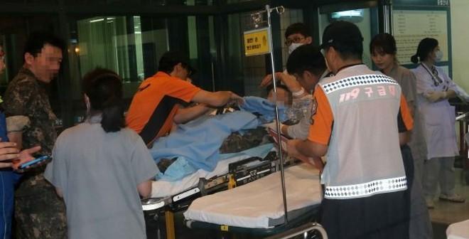 Lính HQ xả súng giết 5 đồng đội gần biên giới liên Triều là ai?