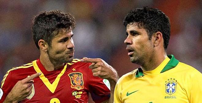 ĐT Tây Ban Nha & giấc mơ của Diego Costa