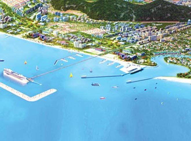 Phú Quốc sẽ có cảng đón tàu khách lớn nhất thế giới