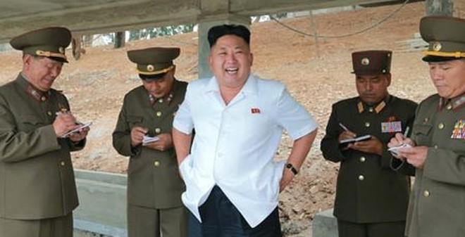 """Báo TQ """"bênh"""" Triều Tiên vụ đưa 80 xe tăng tới sát biên giới"""