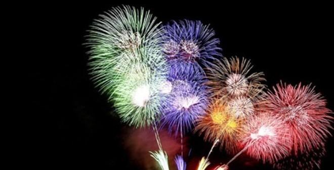 Tết dương lịch 2015, TP.HCM bắn pháo hoa tại tòa nhà Bitexco