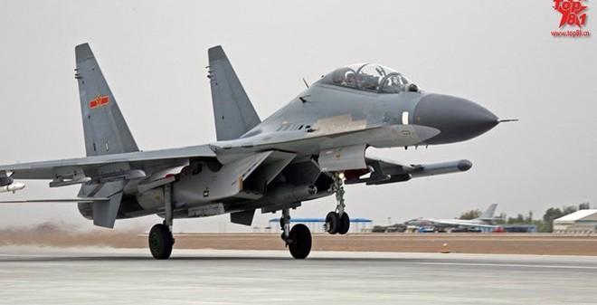 Trung Quốc nâng cấp chiến đấu cơ Su-30MKK