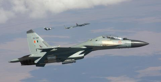 Su-30MKI Ấn Độ liên tục gặp lỗi về động cơ