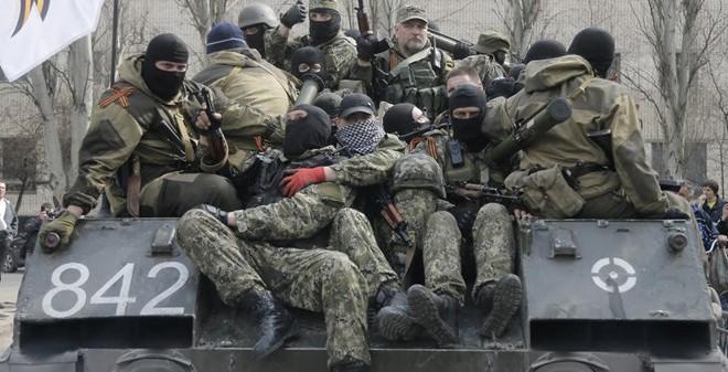Người biểu tình Ukraine đặt điều kiện với chính quyền Kiev
