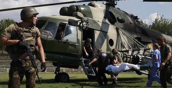 Ukraine: Quân chính phủ bất ngờ tuyên bố thiệt hại nặng